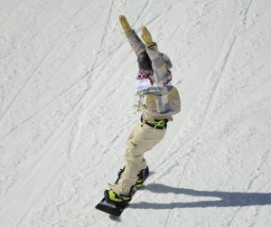 Men's Slopestyle Competition